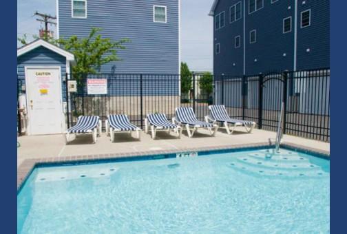 South Island Villas Outdoor Pool!