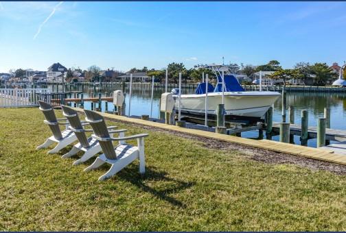 Yard/ Boat Dock
