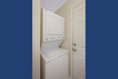 Laundry Facilities on 1st Floor